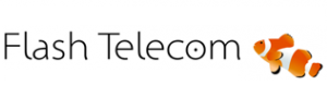 Logo de Flash Telecom
